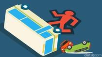 Kurangi Kecelakaan, Bus dan Truk Roda Enam Dilarang Lewat Puncak