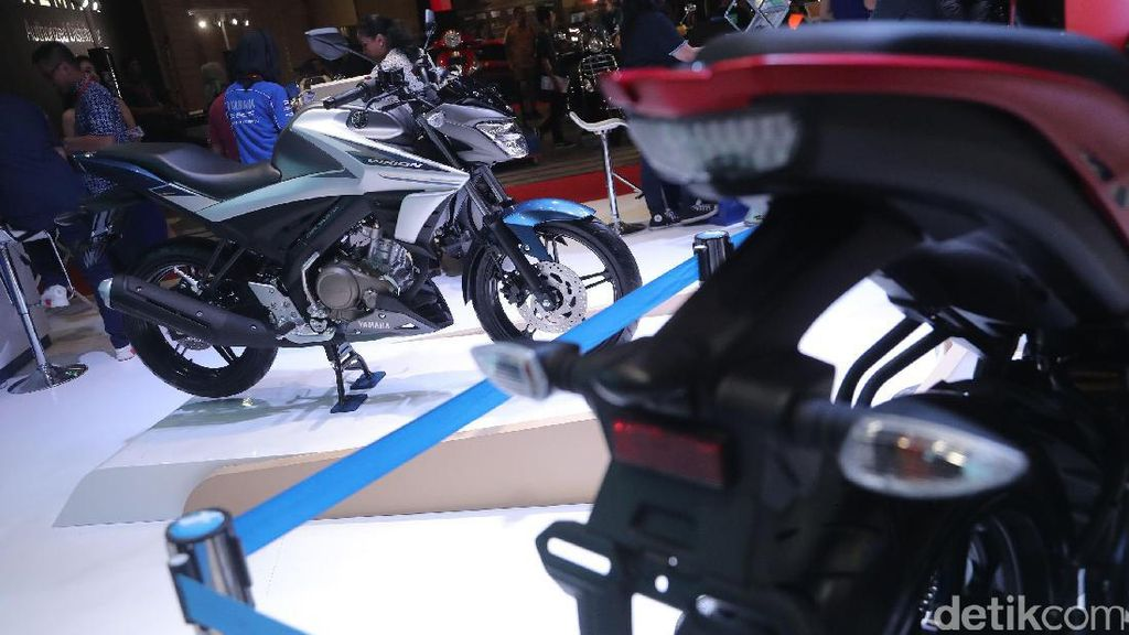 Yamaha Bersiap Jual Massal V-Ixion R