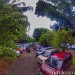 Ratusan Suzuki Karimun Banjiri Ex-Apron Bandara Kemayoran