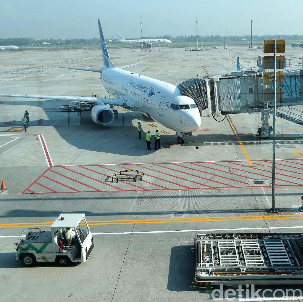 Pemindahan Jemaah Haji dari Halim Tak Ganggu Penerbangan di Soetta