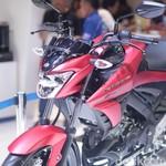 Tampilan Detail Yamaha V-Ixion R