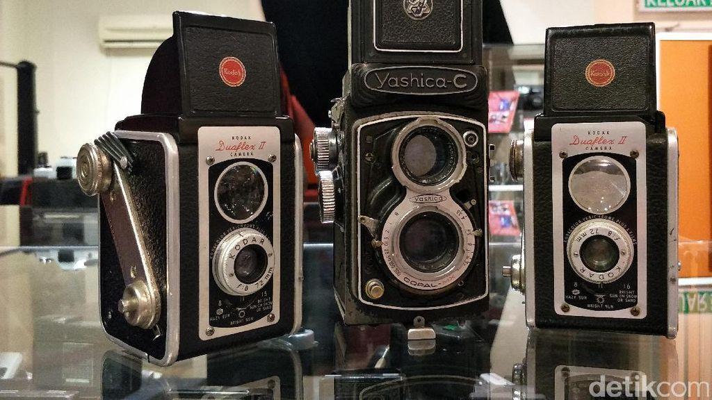 Seribu Kamera Legendaris di Museum George Town