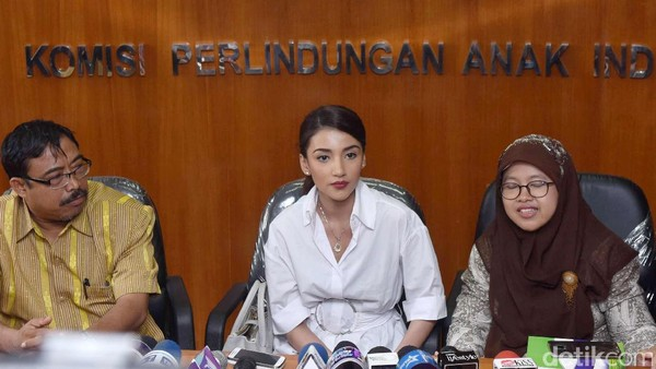 Balada Perceraian Atalarik Syah, Tsania Marwa dan KPAI