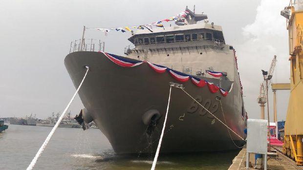 Kapal Buatan PT PAL