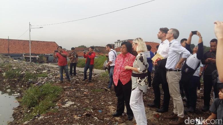 Menteri LHK-Menteri Denmark Teken Kerja Sama Pengelolaan Sampah