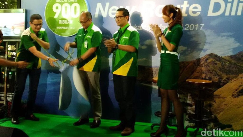 Komitmen Citilink Majukan Pariwisata Indonesia