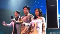 Galaxy S8 Resmi Mendarat di Indonesia