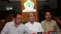Yorrys Dapat Sanksi dari DPP Golkar
