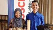 Berkat Kulit Singkong, 2 Peneliti Muda Asal Pati Terbang ke Jerman