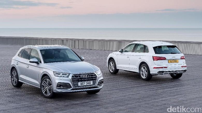 Audi Bawa SUV Q5 dan A3 Sportback