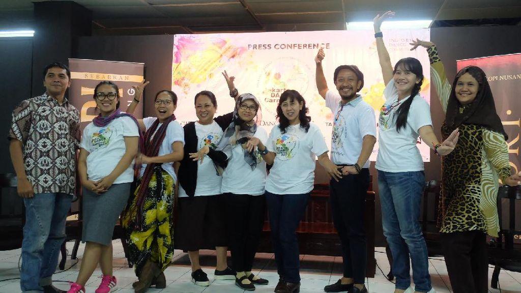 Apa Saja Kemeriahan Jakarta Dance Carnival 2017?