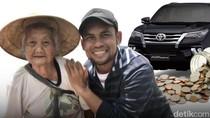 ACT: Cak Budi Amanahkan Donasi Rp 1,7 M untuk Lansia