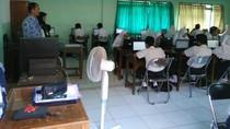Antisipasi Mati Listrik, Sekolah di Semarang Pakai Genset saat UNBK