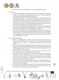 Surat mogok SPSI Freeport Indonesia