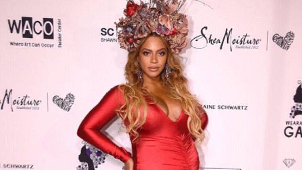 Hamil Anak Kembar, Beyonce Berencana Melahirkan Secara Caesar
