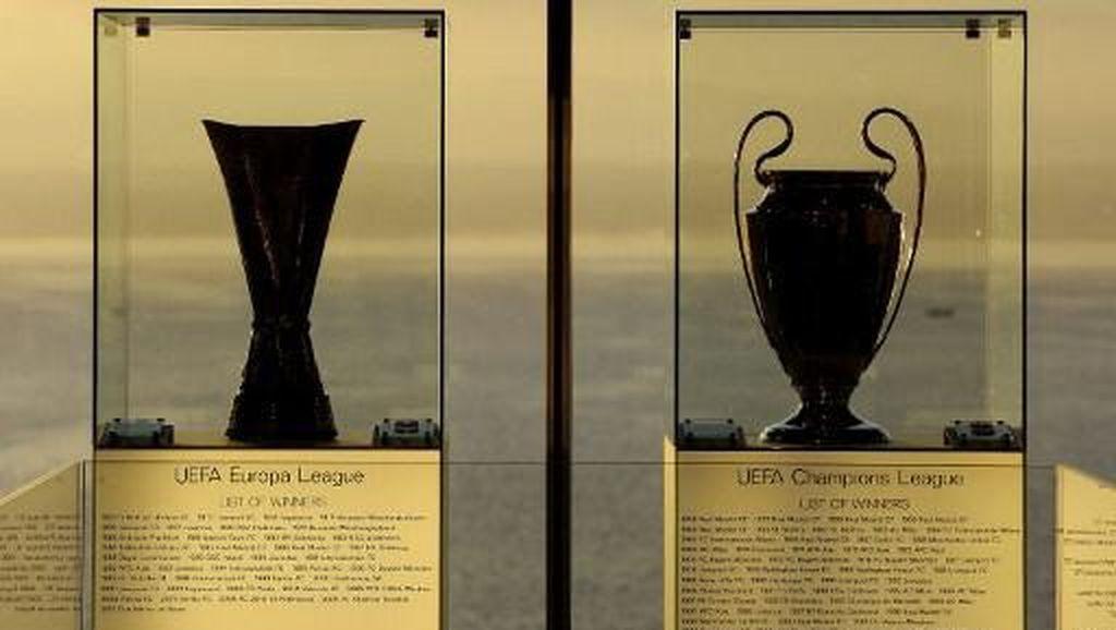 Jadwal Liga Champions dan Liga Europa Tengah Pekan Ini