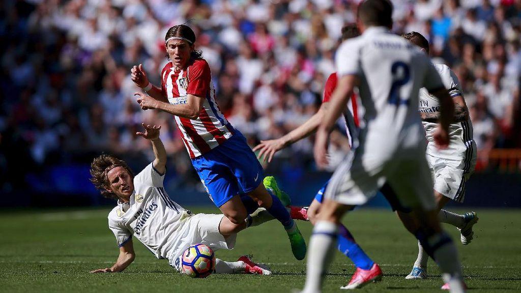 Madrid vs Atletico yang Lama-lama Membosankan