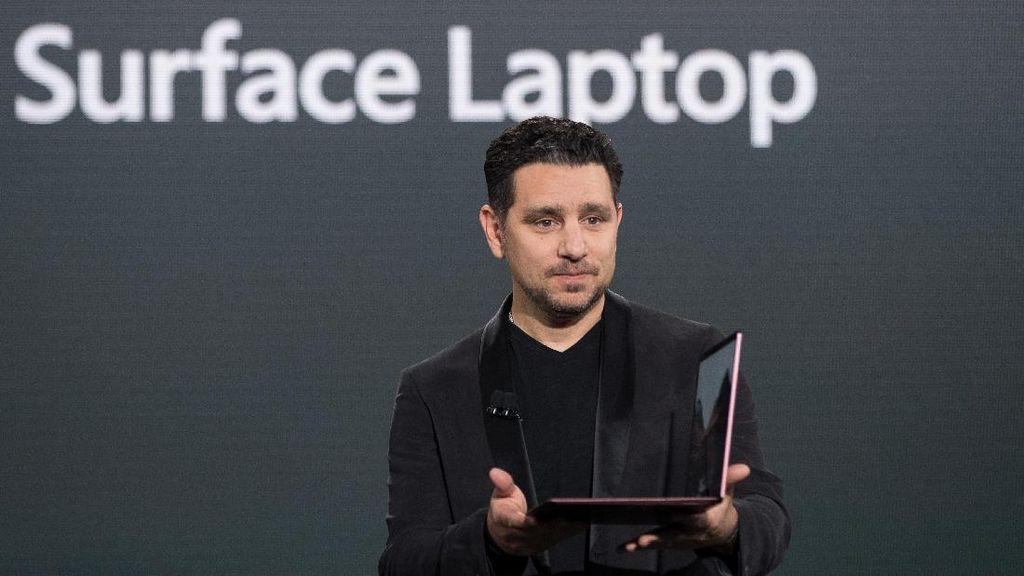 Surface Laptop, Pesaing MacBook Terbaru dari Microsoft
