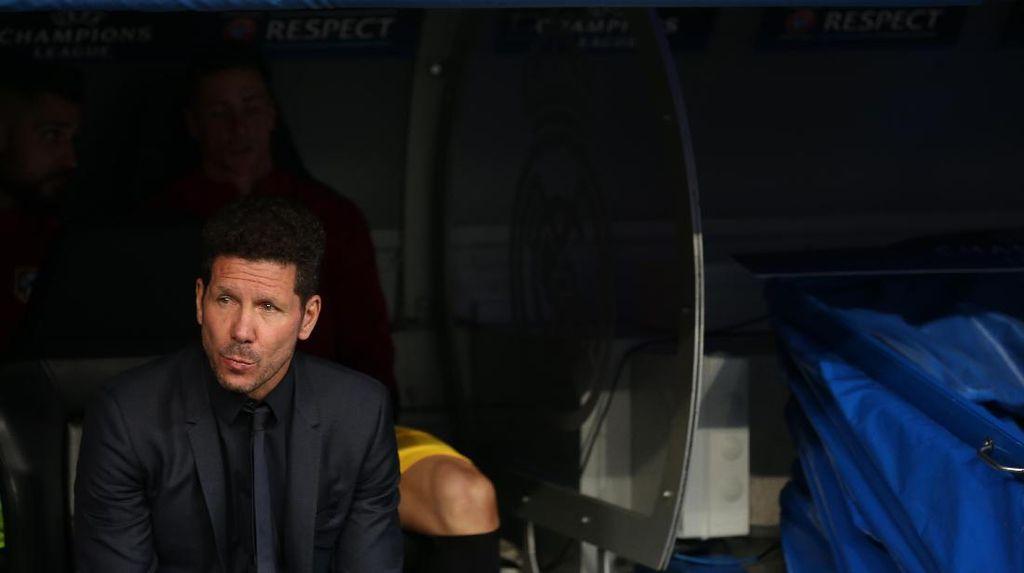 Misi Berat Atletico: Atasi dan Lupakan Kekalahan, Lalu Coba Balikkan Keadaan