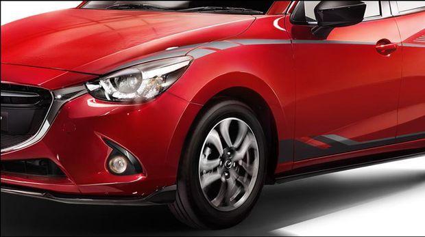 Aksesoris untuk Mazda2
