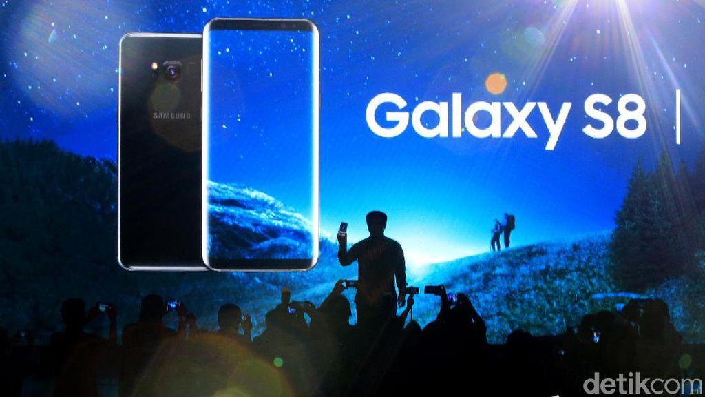 Galaxy S8 Edisi Spesial Indonesia Terjual Rp 85 Juta