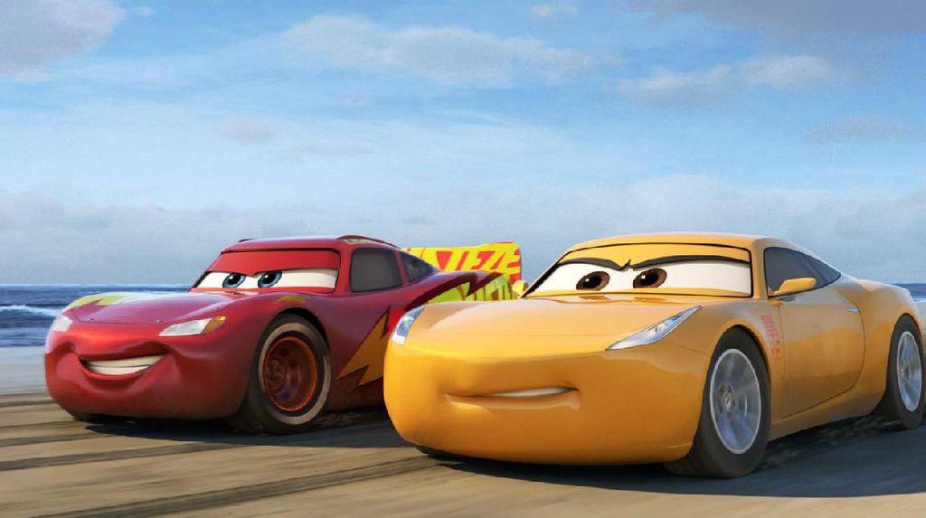 Cars 3 Kalahkan Wonder Woman di Box Office?