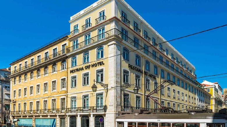Foto: Pestana CR7 Hotel di Lisbon, Portugal (Pestana CR7 Hotel)