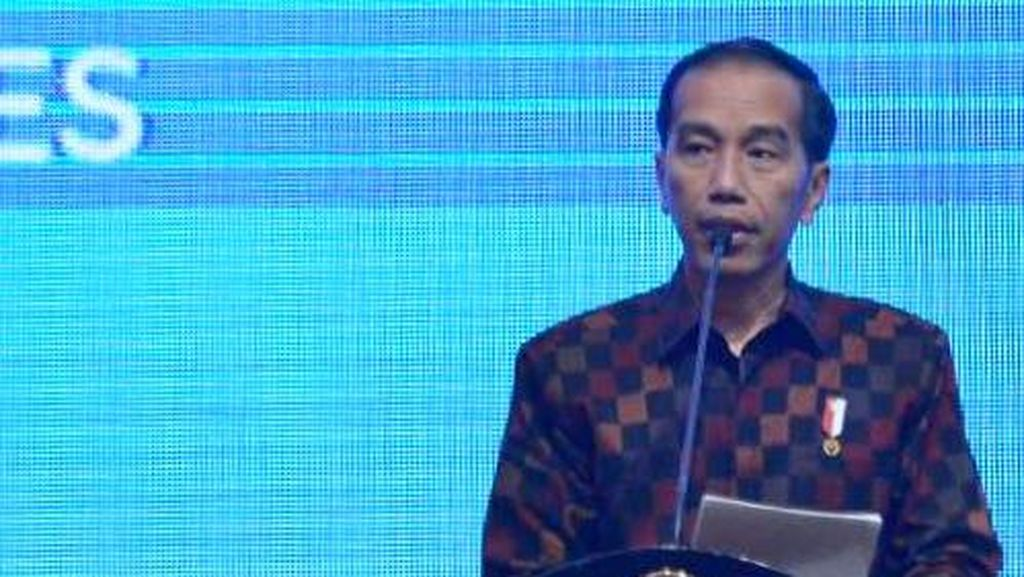 3 Kali Pertemuan Pengusaha Migas RI Tak Dihadiri Jokowi