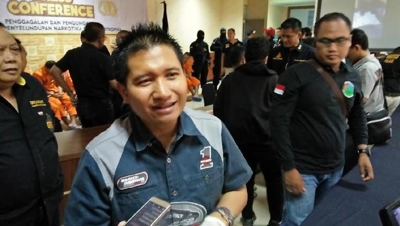Kasus Ganja Iwa K, Polisi Tangkap Wanita Berinisial N