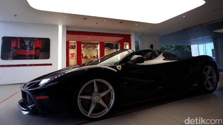 Yah, Pemain Juventus Gak Jadi Boyong Ferrari