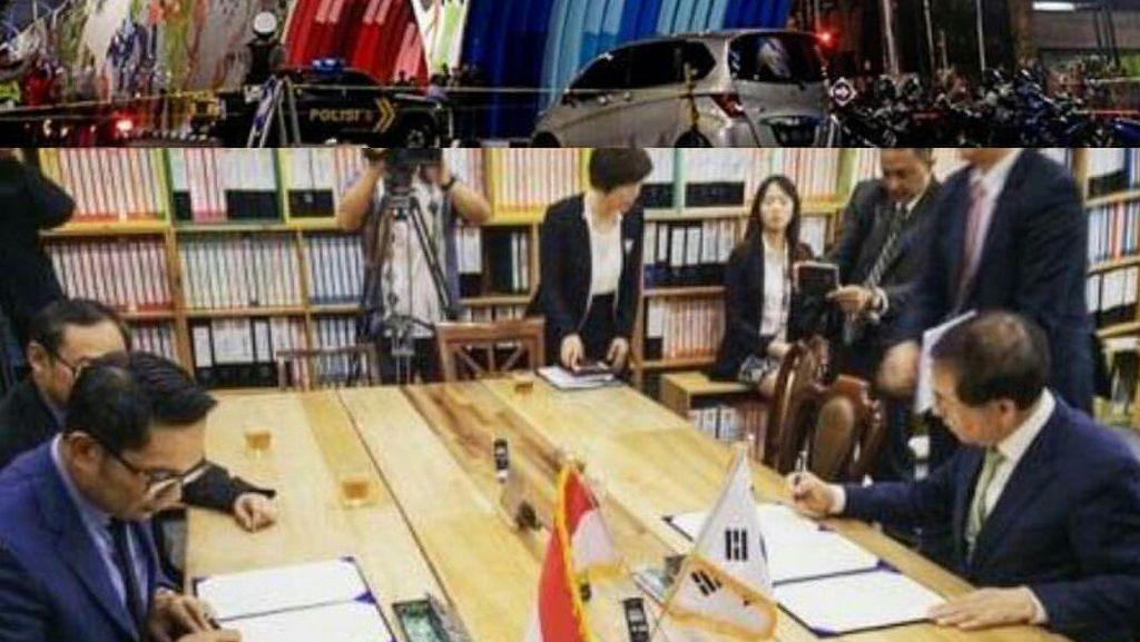 Korea Beri Hibah Flyover untuk Bandung Senilai Rp 25 Miliar