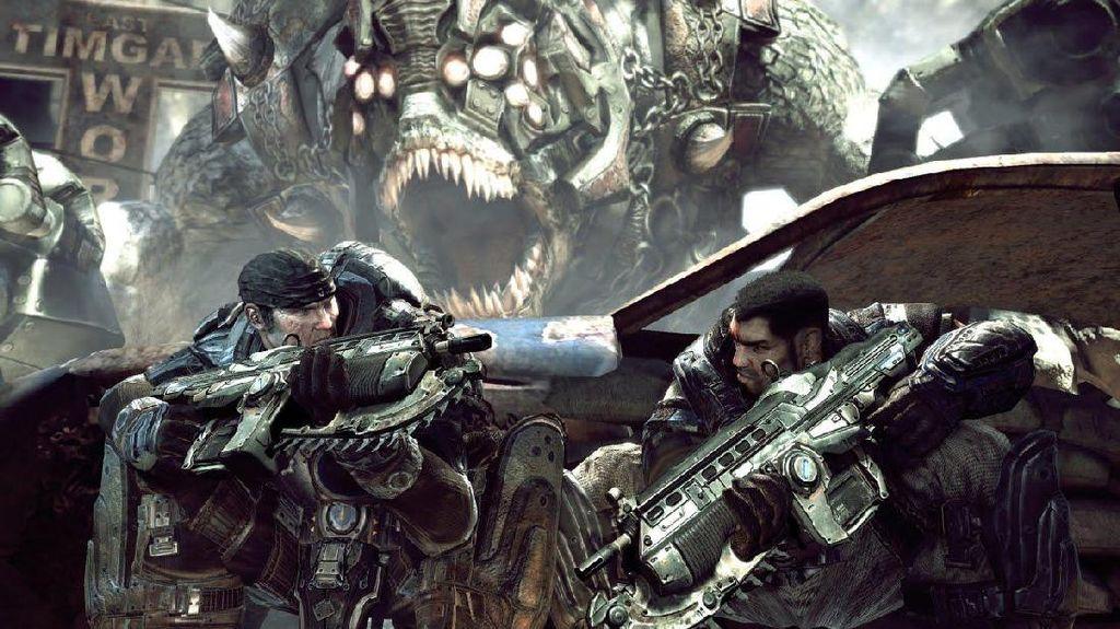 Film Gears of War Tunjuk Penulis Naskah Armaggedon dan Avatar