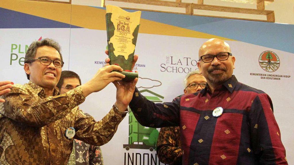 PT Semen Indonesia Raih Penghargaan