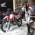 Motor Besar Honda Laris Manis di IIMS 2017