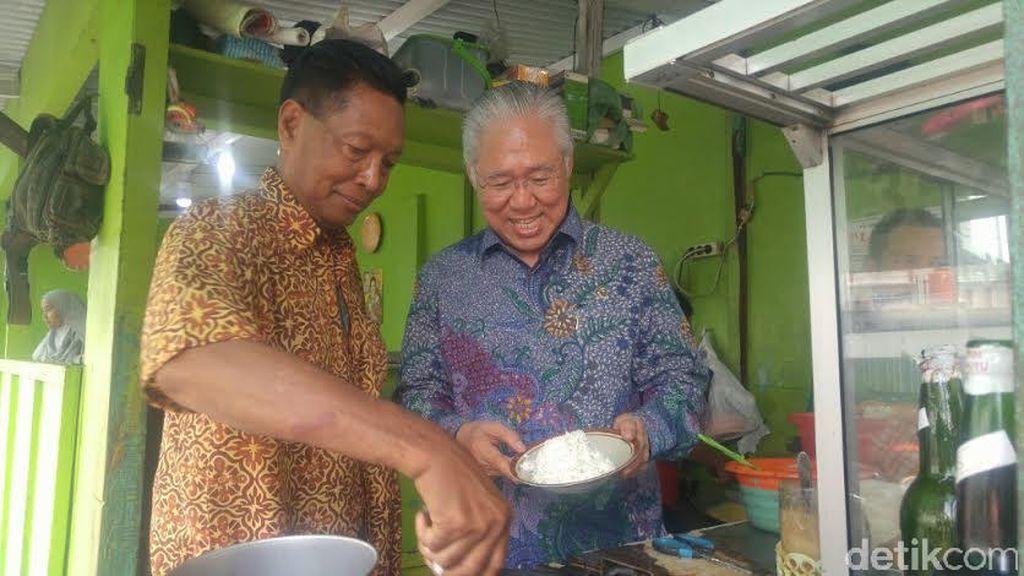 Menurut Mendag, Nasi Goreng Terenak Sedunia Ada di Semarang