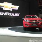 Pasar SUV Lesu di Awal Tahun, Ini Kata Chevrolet