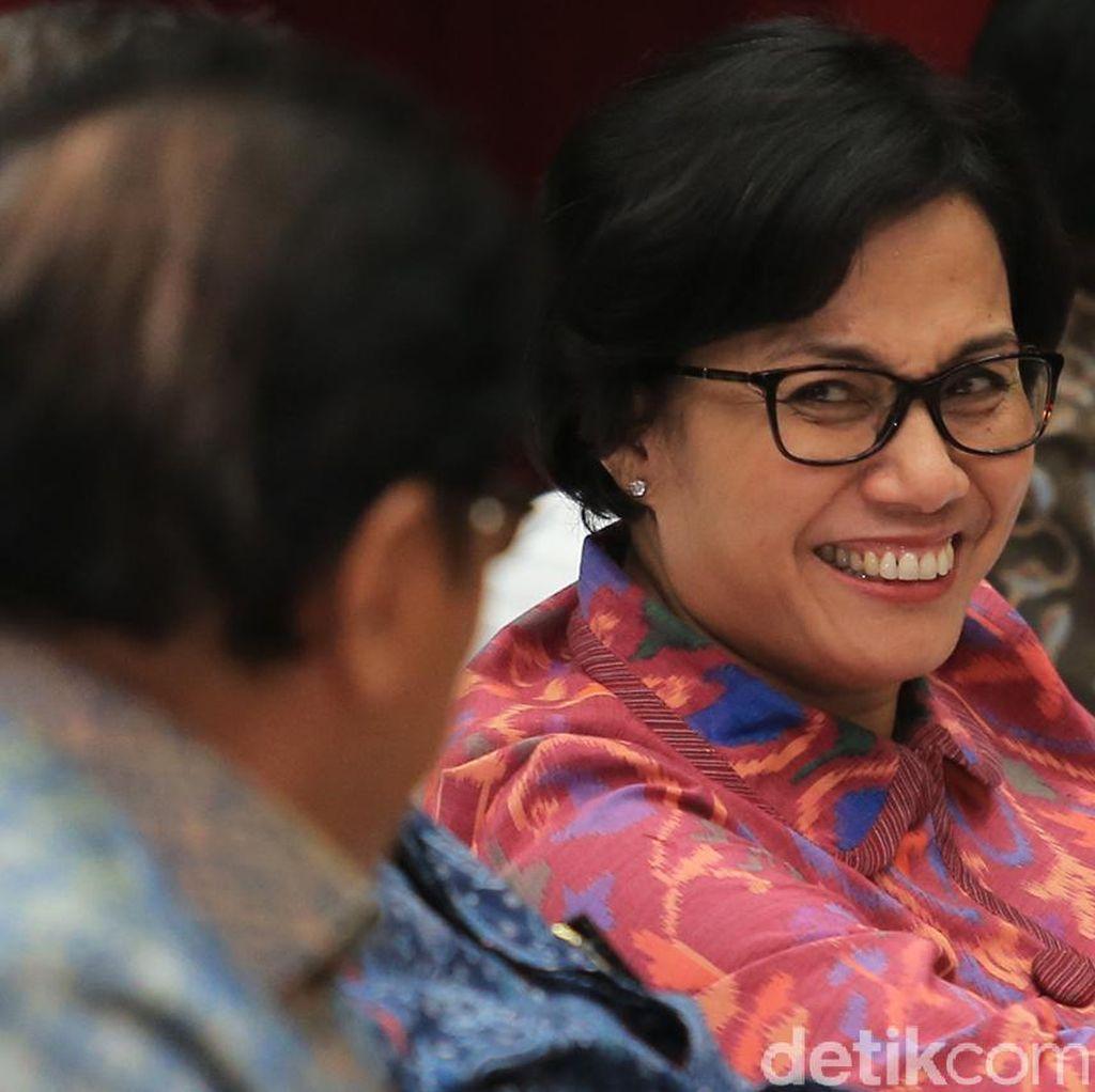 Sri Mulyani Kumpulkan Pejabat Pajak dan Bea Cukai
