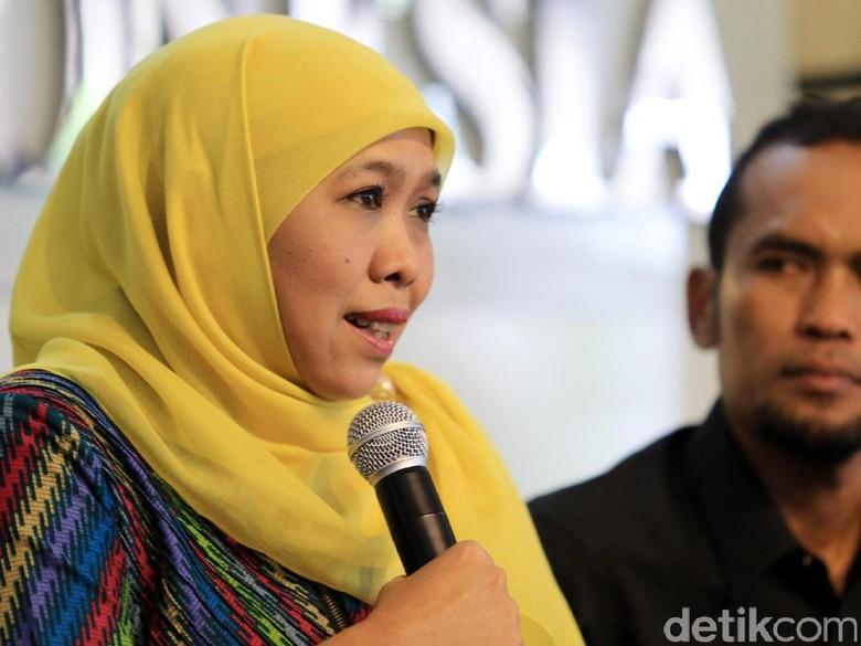 Khofifah Bisa Bedakan Posisi Sebagai - Jakarta Mensos Khofifah Indar Parawansa berniat ikut dalam kontestasi politik di Jawa Namun hingga sekarang memang dirinya belum