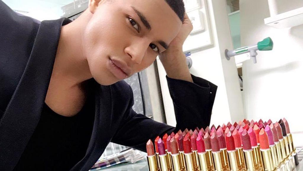 LOreal Paris Akan Rilis Koleksi Lipstik Terbatas Kolaborasi dengan Balmain