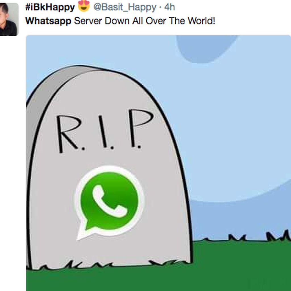 WhatsApp Kini Diblokir Tanpa Ampun di China