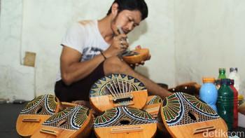 Ini Dia Karimba Alat Musik Khas Afrika Made in Banyuwangi
