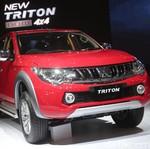 Mitsubishi Triton dan Nissan Navara Siap Berbagi Platfotm