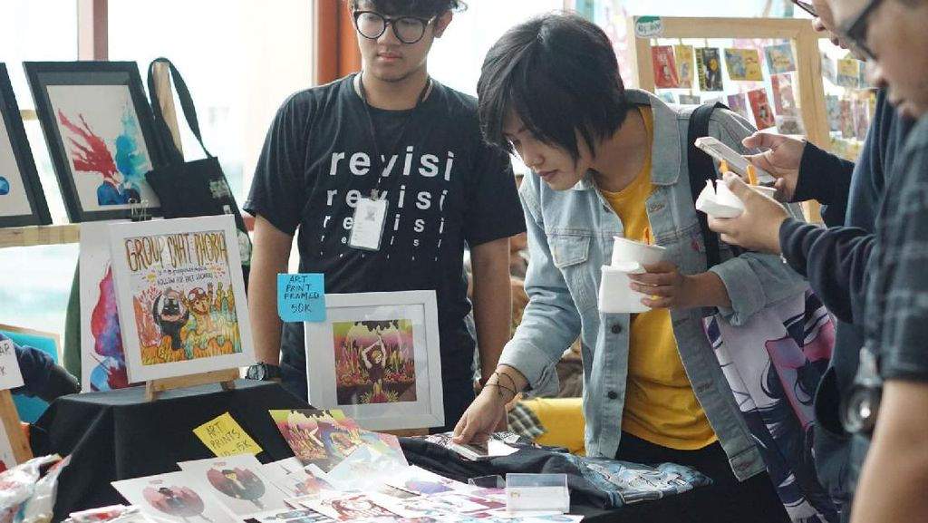 Sukses Digelar, Cerita di Balik Kesuksesan Art Market Jakarta 7