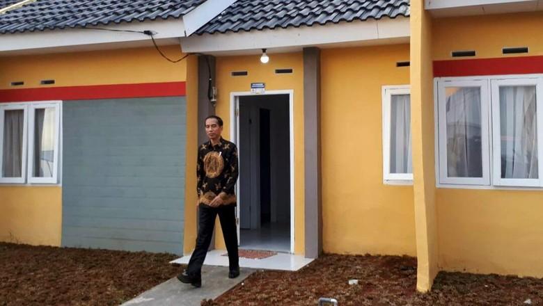Setelah Bekasi, Rumah Murah Jokowi Bakal Bermunculan di Kota Ini