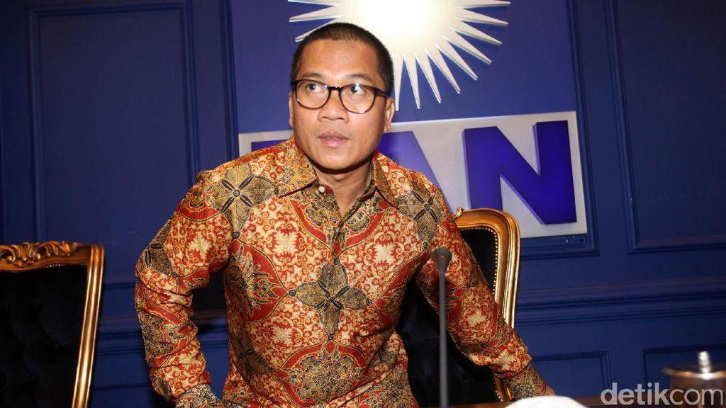 PAN: Mungkin Pak Jokowi Juga Marah Pada Kami
