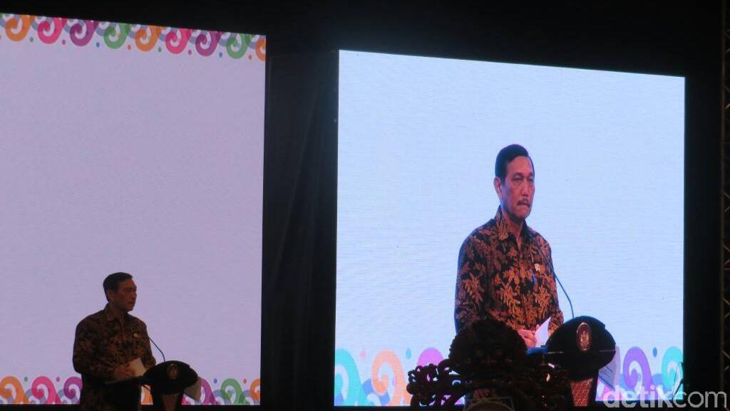 Luhut: Direktur IMF Puji Jokowi Karena Ekonomi RI Bagus