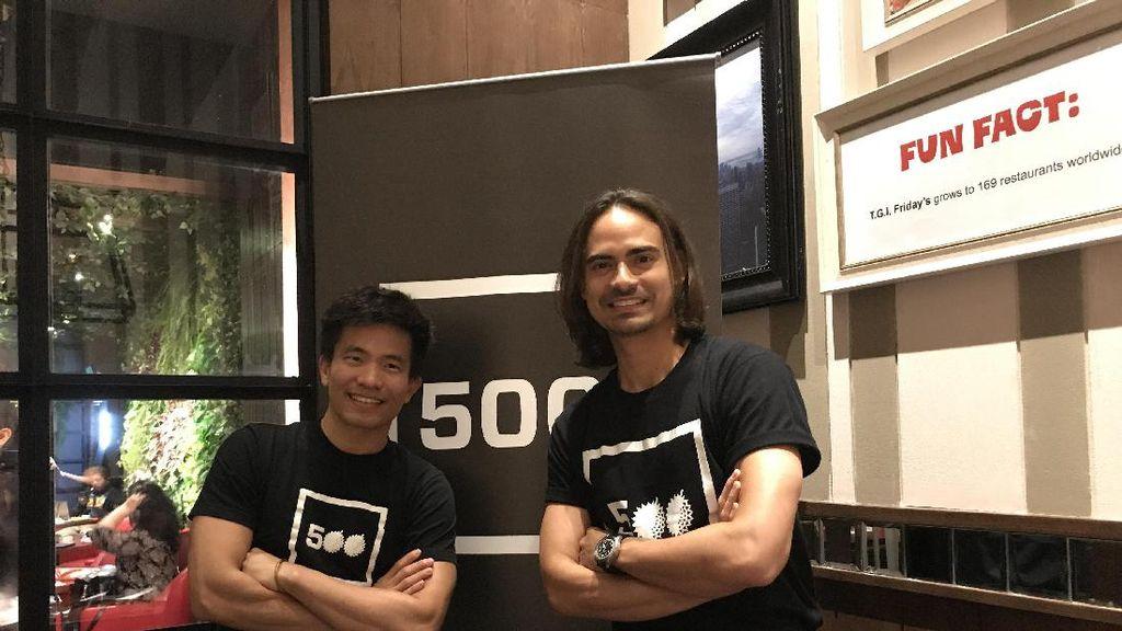 Ashraf Sinclair Cari 100 Startup untuk Didanai