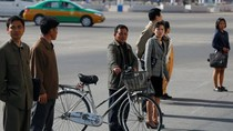 Potret Keseharian di Pyongyang, Ibu Kota Korea Utara