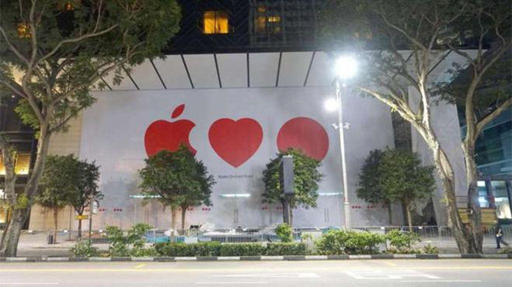 Catat, Ini Tanggal Pembukaan Apple Store Singapura