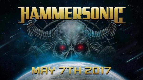 Siap Berpesta Pora di Hammersonic 2017 Hari Ini?